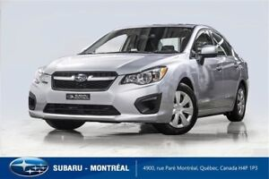 2014 Subaru Impreza 2.0i Subaru certified pre-owned vehicle
