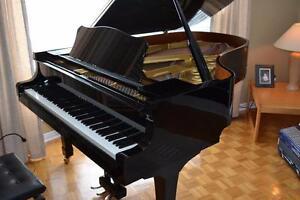 Piano Yamaha à queue C3 (avec Silent ou non)