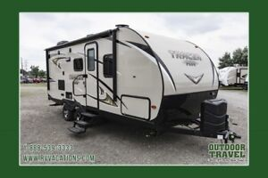 2018 FOREST RIVER Tracer 215AIR Ultralite Travel Trailer