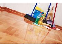 Reliable, hardworking cleaner for a variety of cleans in central Bristol