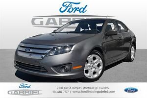 2011 Ford Fusion 4cyl  SE