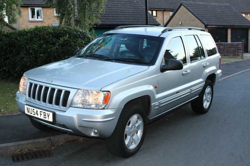 jeep grand cherokee 2 7 crd automatic 54 reg in feltham. Black Bedroom Furniture Sets. Home Design Ideas