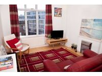 Short Term Let - One bedroom flat on Lothian Road in the heart of the city
