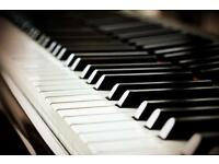 Piano Tutor in West End