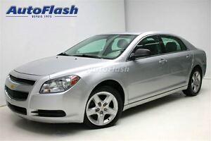 2011 Chevrolet Malibu LS 2.4L* Cruise/Tilt/Gr. Élec* Bas kilo! L