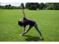 Personal Yoga lessons at your place - Summer & Autumn offers