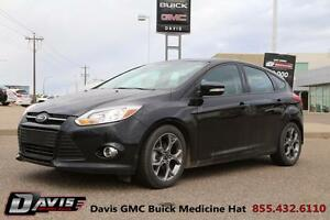 2014 Ford Focus SE Low KM! One owner! Remote start!