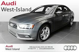 2013 Audi A4 PREMIUM, GPS, BUTTON START/STOP