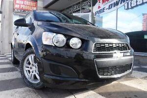 2016 Chevrolet Sonic LT Auto | Backup Camera | Heated Seats