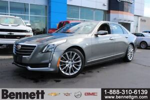 2016 Cadillac CT6 3.6L Luxury - Roof, Nav, AWD
