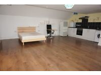 Fantastic Studio Flat with Bills Included Available Right Now