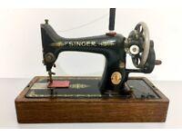 Antique/vintage SINGER 99k year 1923