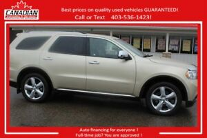 2012 Dodge Durango Citadel 4WD Fully Loaded 7 Passenger