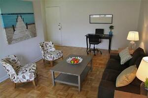 Near DVP and HWY 401 – Large 2 Bedroom Apartment - MUST SEE!