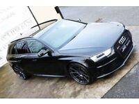 LATE 2014 AUDI A4 4.2 RS4 AVANT FSI QUATTRO 5d AUTO 444 BHP (FINANCE & WARRANTY)