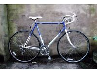 UNIVERSAL RAPIDE, 24.5 inch XL size, vintage racer racing road bike, 10 speed