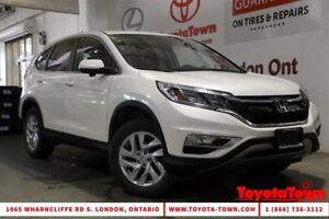 2015 Honda CR-V AWD EX-L LEATHER HEATED SEATS MOONROOF