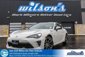 2017 Toyota 86 NAVIGATION! TOUCH SCREEN! REAR CAMERA! BLUETOOTH!
