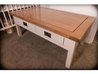 Oak Furniture Land - Kemble coffee table