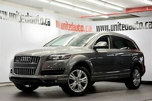 2013 Audi Q7 3.0T PREMIUM TIPTRONICE NAVIAGTATION BACK-UP CAMER
