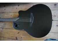 US Ovation Elite 1778T Electro-Acoustic Guitar