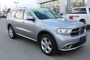 2015 Dodge Durango Limited *DUAL DVD/NAV/LEATHER*