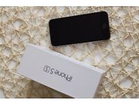 Apple iPhone 5s (Space Grey) - 16GB - O2/GiffGaff Network- Excellent Cosmetic Condition