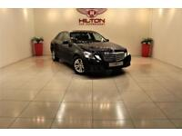 MERCEDES-BENZ E 220 2.1 E220 CDI BlueEFFICIENCY SE Saloon 4dr Diesel A (black) 2011