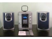 Aiwa Compact Disc Stereo System. NSX-SZ310