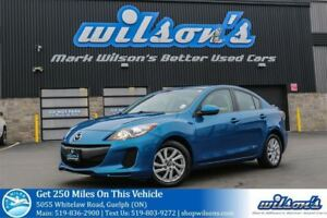 2013 Mazda MAZDA3 GX SEDAN! AUTOMATIC! POWER PACKAGE! KEYLESS EN