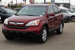 2007 Honda CR-V EX-L AWD 2.4L *SUNROOF* LEATHER *REMOTE START*