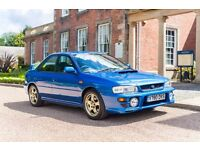 Subaru Impreza MY99 WRX Type RA 555 WRC Limited Edition 0795 of 1000 FSH 10 Months M