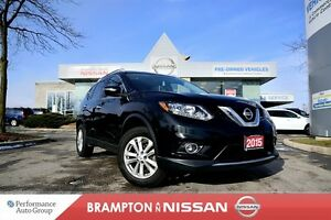 2015 Nissan Rogue SV AWD *Heated seat,Rear view monitor,Bluetoot
