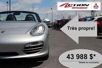 2009 Porsche Boxster *IMPECCABLE*BAS KM*CONVERTIBLE