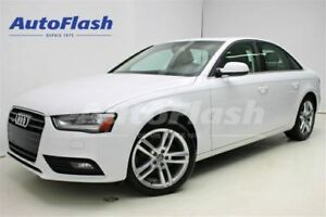 2014 Audi A4 Technik Quattro 2.0T *Bang-&-O* Camera * Navi *