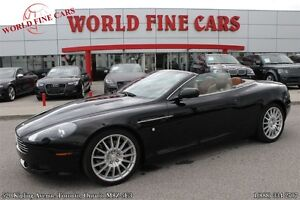 2007 Aston Martin DB9 V12 Accident Free