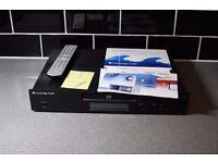 Cambridge Audio Azur 640C V2 Compact Disc CD Player w/ Remote & Manuals