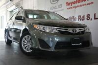 2012 Toyota Camry LE LOW MILEAGE DEALER SERVICED