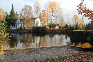 Propriété lac larriviée st-honoré Saguenay Saguenay-Lac-Saint-Jean image 2