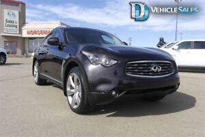 2011 Infiniti FX50 Base w/STD Power Rear Liftgate