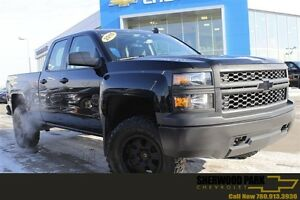 2015 Chevrolet Silverado 1500 Cust Lift/33 Tire/Rim| BT| Climate
