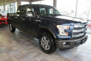 2015 Ford F-150 Lariat 4X4 - Local - 1 Owner - Low KM's