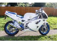 Kawasaki ZXR 400 1994 £2750 ovno