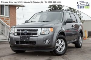 2010 Ford Escape LEATHER!! SUNROOF! 4X4!