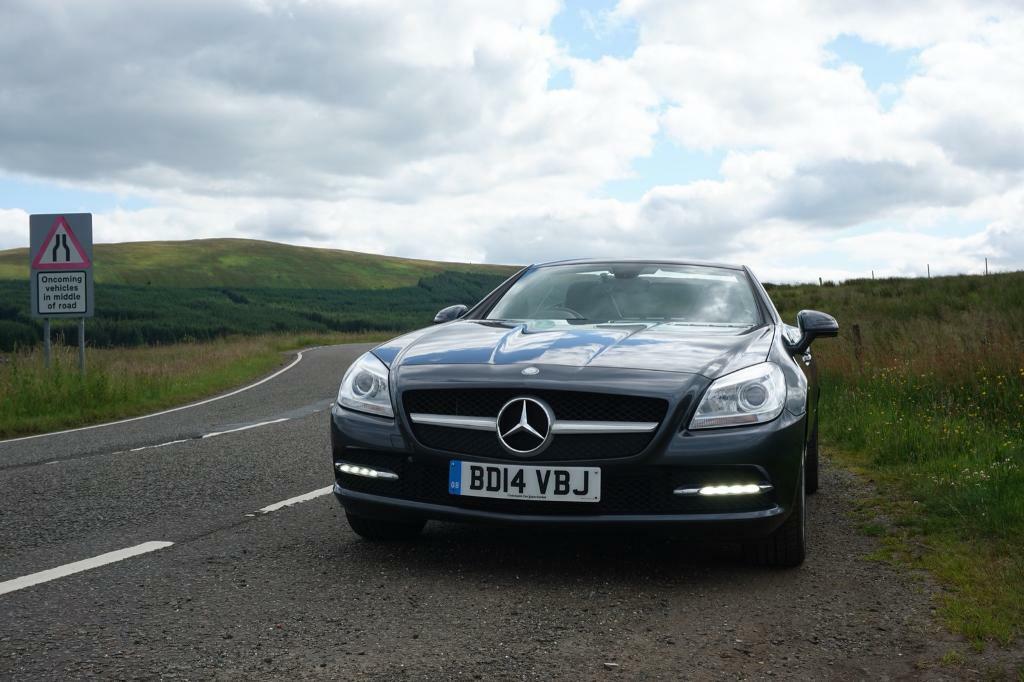 Mercedes Slk R172 In Cumbernauld Glasgow Gumtree