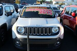 2015 Jeep Renegade North, DÉMARREUR A DISTANCE, BANC CHAUFFANT