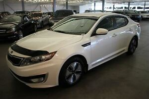 2011 Kia Optima HYBRID 4D Sedan at