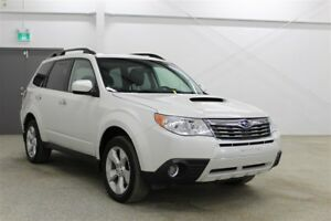 2010 Subaru Forester 2.5 XT Limited - Leather  Nav  PST paid  Re