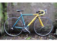 CLAUD BUTLER SAN REMO. 21 inch, 53 cm, small size, racer racing road bike, 14 speed