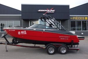 2014 Monterey Boats 214 ss